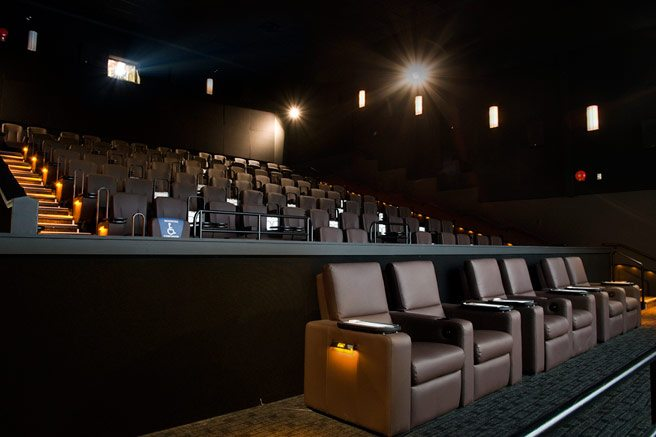 Three cheers for Cineplex Odeon, which is launching a trio of new, licensed VIP theatres in Toronto
