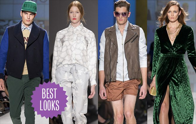 Our 12 favourite looks from Toronto Fashion Week spring/summer 2013