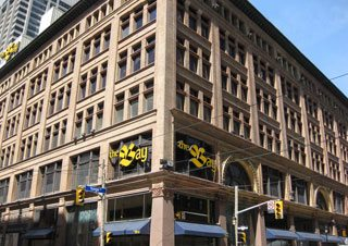 Hudson's Bay Company's U.S.-based owners are taking the company public