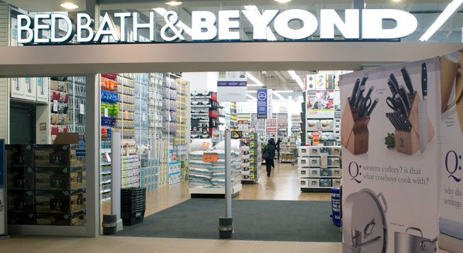 bed bath and beyond opens its largest store in canada at yonge and