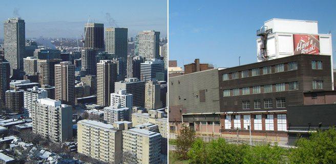 Condos versus factories: five battlegrounds in Toronto's re-zoning war