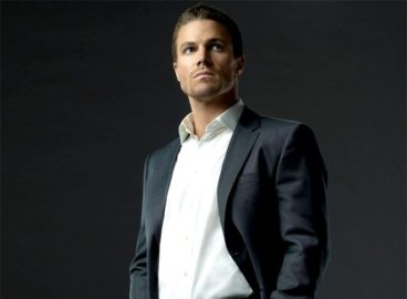 Spotlight: Stephen Amell stars as a seriously ripped superhero in Arrow