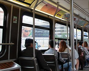 Dear Urban Diplomat: How do I offer my streetcar seat without offending anyone?