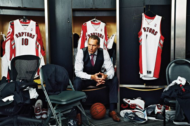 Dunkonomics: How the Toronto Raptors' Bryan Colangelo plans to reinvent his team