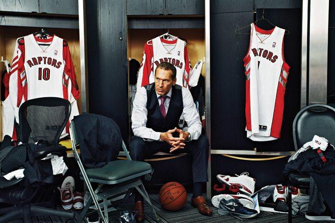 Dunkonomics: How the Toronto Raptors' Bryan Colangelo plans to reinvent his team