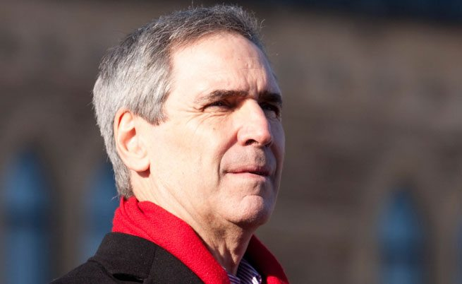 Michael Ignatieff makes doomsday predictions about the death of democracy