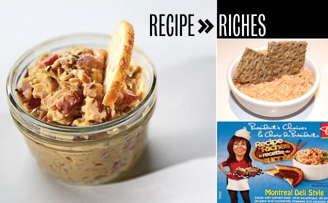 Recipe to Riches reviewed, episode 7: Montreal Deli Style Dip