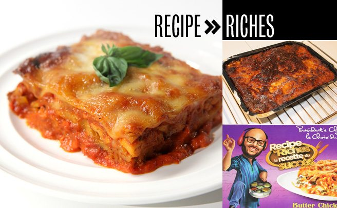 Recipe to Riches reviewed, episode 5: Butter Chicken Lasagna