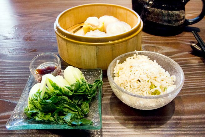 Weekly Lunch Pick: dim sum for one at Cha Lau