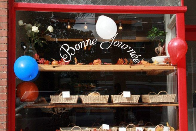 Introducing: Bonne Journée, a new French bakery on Queen East with a Tunisian twist
