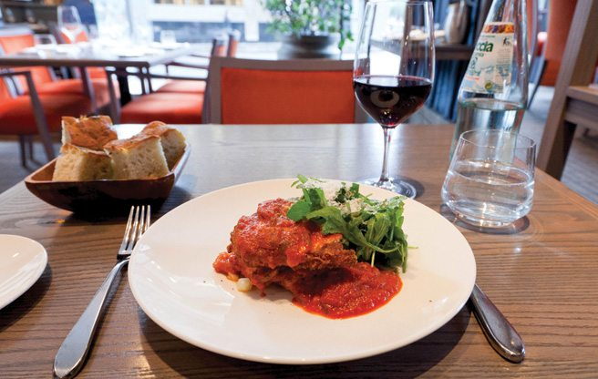 Weekly Lunch Pick: homey Italian fare at the revamped Little Anthony's