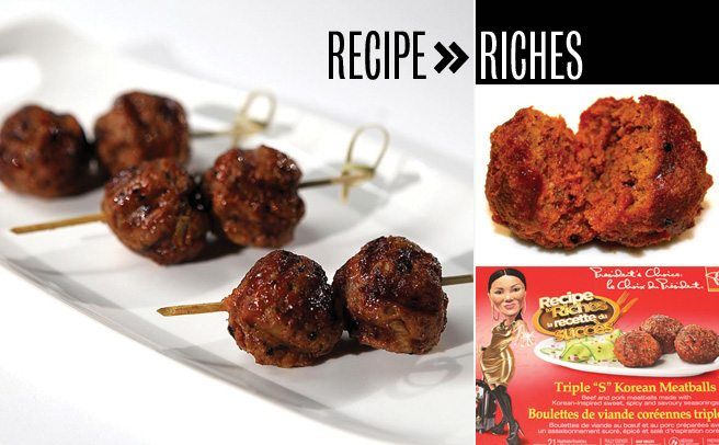"Recipe to Riches reviewed, episode 4: Triple ""S"" Korean Meatballs"