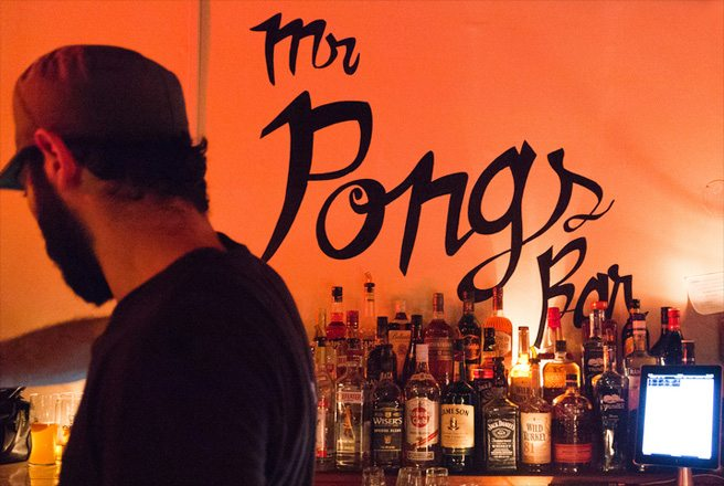 Introducing: Mr. Pong's Bar, a new Little Portugal watering hole from the people behind Cold Tea