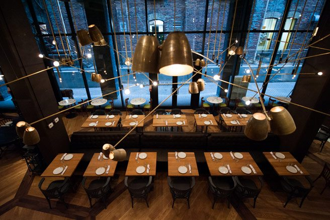 Review: Patria, King West's clubby new Spanish restaurant