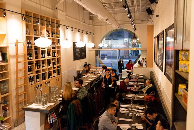 Review: Richmond Station, Carl Heinrich's new downtown farm-to-table restaurant