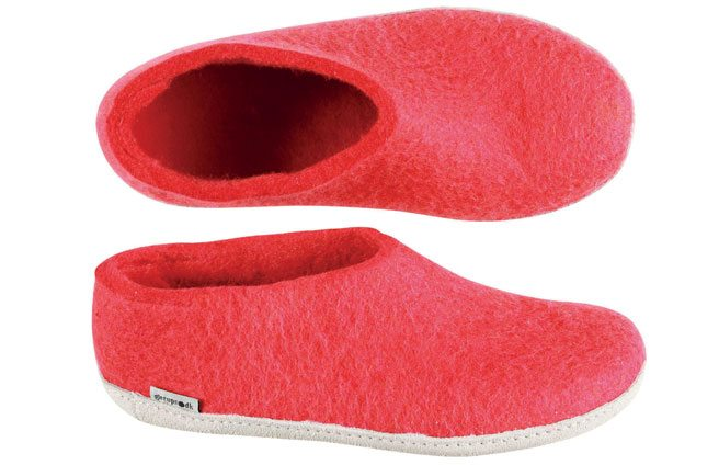 The Find: Danish-designed wool slippers for the chilliest mornings