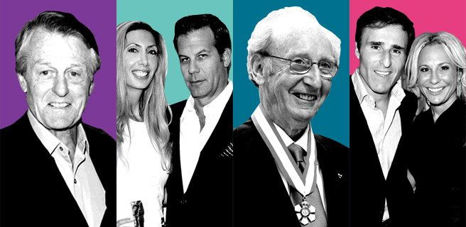 50 Most Influential 2012: the 10 individuals and couples who throw Toronto's most preeminent power parties