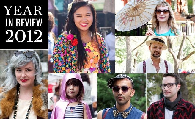 Year in Review: the 15 best street-style looks of 2012