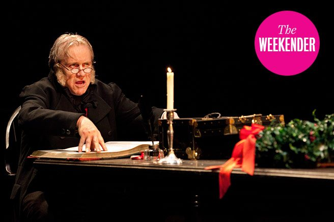 The Weekender: A Christmas Carol, The Brothers Grimm and six other events on our to-do list