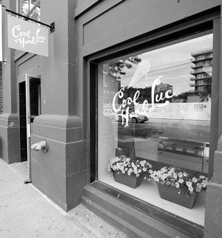 King West's Cool Hand Luc is getting evicted (and selling off all scoops for a dollar)