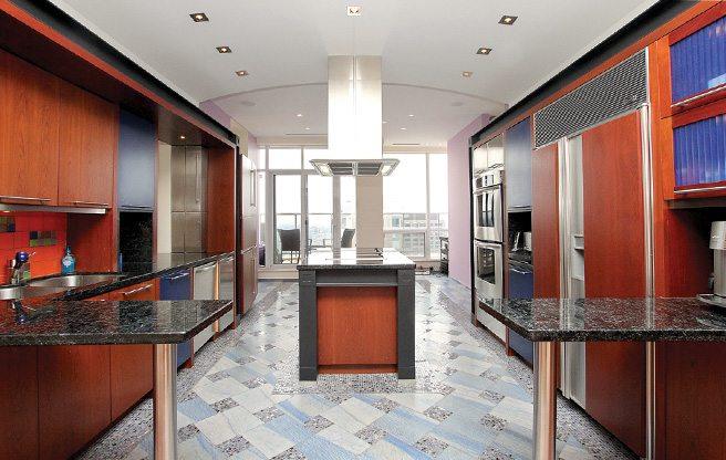 Condomonium: $4.2 million for a four-bedroom penthouse in an amenity-laden building