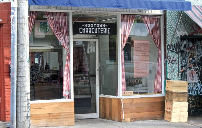 Introducing: Hogtown Charcuterie, Kensington Market's new spot for prepared meats