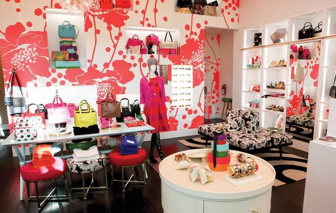 Introducing: Kate Spade New York's first Canadian store at Yorkdale Mall