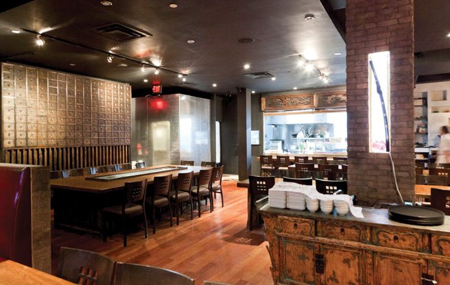 Introducing: Kingyo Toronto, the Cabbagetown outpost of Vancouver's celebrated izakaya