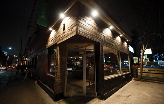 Introducing: Yakitori Bar and Seoul Food Co., a pair of new restaurants on the corner of Baldwin and McCaul