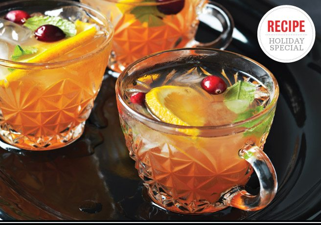 Holiday Feast Recipe: Brandy-spiked apple cider from Museum Tavern's Moses McIntee