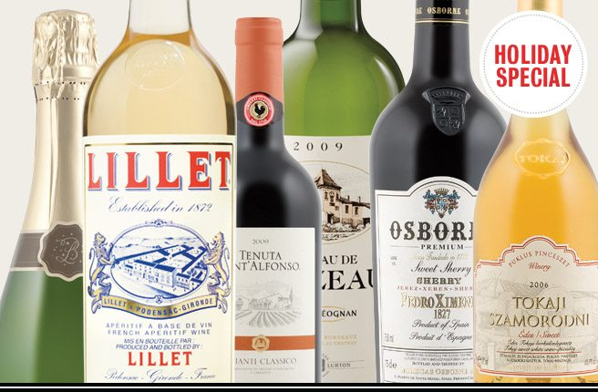 Nine essential wines for all your holiday feasting needs