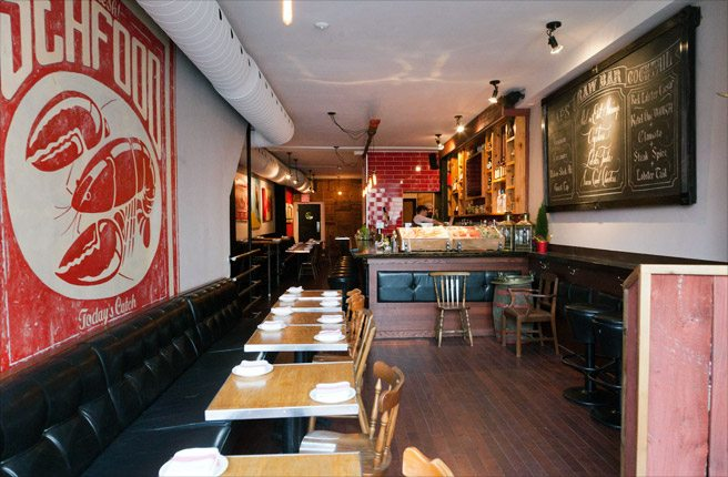 Introducing: Rock Lobster, the new Ossington incarnation of the popular pop-up restaurant