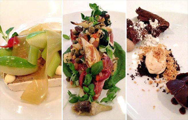 Weekly Lunch Pick: the splurge-worthy December prix fixe at Splendido