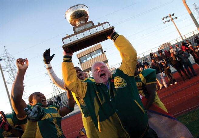 The Moment: Rob Ford's football team brings home the trophy