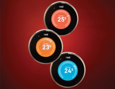 The Thing: a thermostat that's just plain cool