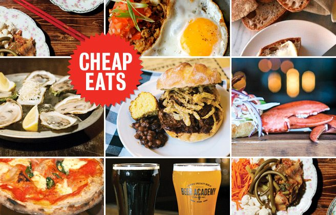 Cheap Eats: 11 Toronto restaurants (and bars and food shops) where you can eat well for less