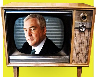 Conrad Black is hosting a new television show called Zoomer. We're very excited