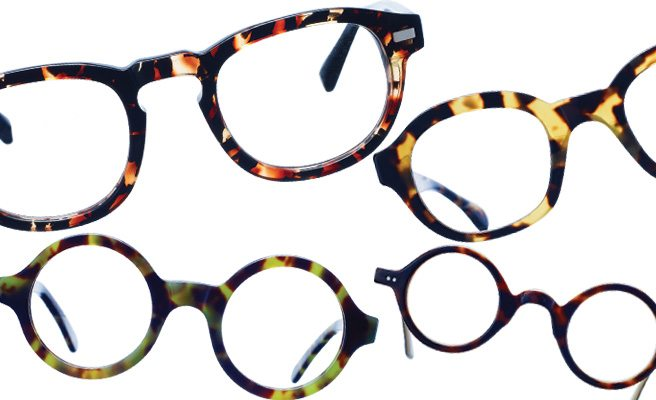 The Find: six tortoiseshell frames that are perfectly bookish