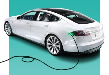 The Thing: the Tesla Model S Performance is the ultimate mid-life crisis mobile for tree huggers with $100K to spare