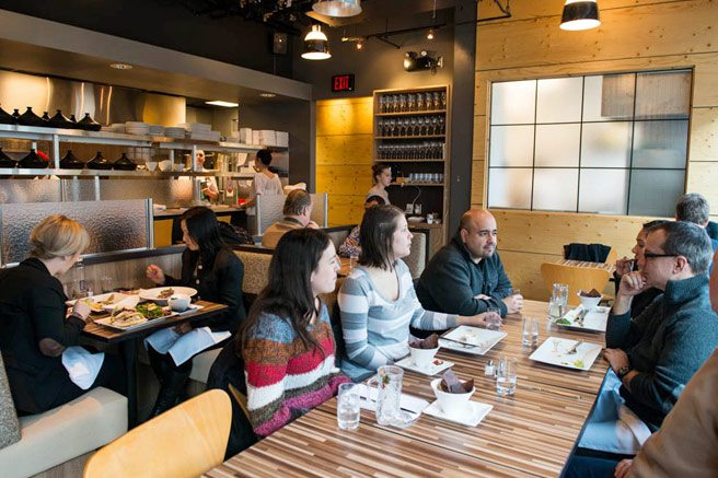 Review: Hawthorne, home of downtown's buzziest new lunch deal