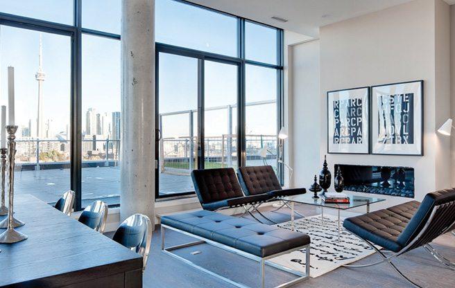 Condomonium: $1.65 million for a parkside penthouse in developer Brad Lamb's King West building