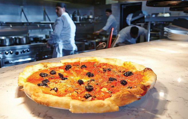 Introducing: Boccone Trattoria Veloce, Massimo Capra's new Italian restaurant at Pearson Airport
