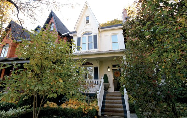 House of the Week: $1.6 million for an interior designer's Casa Loma Victorian