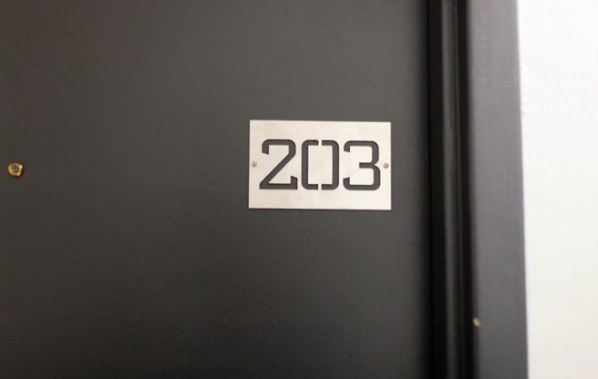 Introducing: Room 203, Guy Rawlings' new food event space