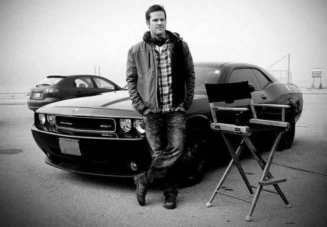 The Profile: Calum de Hartog, the Toronto cop behind CBC's new police drama Cracked