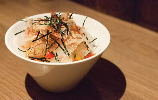 Introducing: Zakkushi, the first Toronto location of the Vancouver chain of yakitori bars