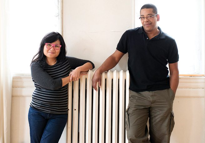 The Interview: Factory Theatre's artistic directors Nina Lee Aquino and Nigel Shawn Williams