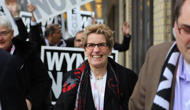 Sandra Pupatello, Doug Ford and other power players on incoming premier Kathleen Wynne