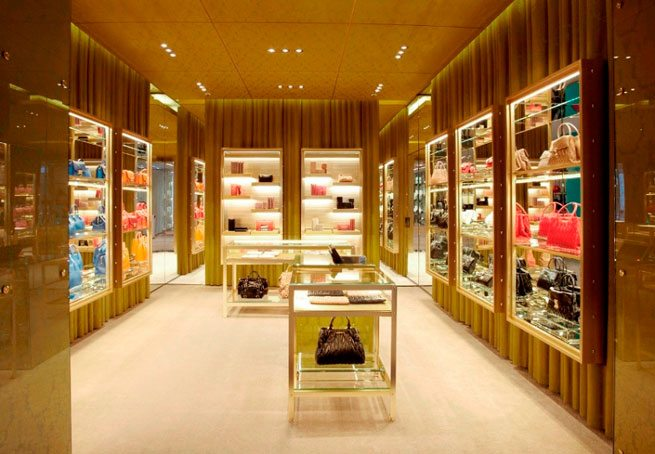Miu Miu launches its first Canadian boutique in Holt Renfrew on Bloor