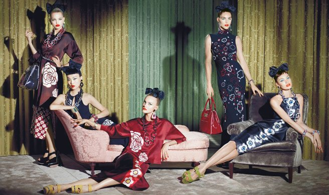 Miu Miu is opening its first Canadian boutique in the Bloor Street Holt Renfrew